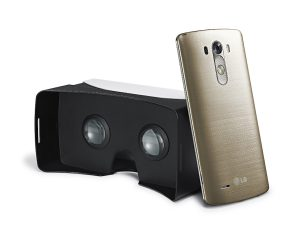 LG Virtual Reality Brille